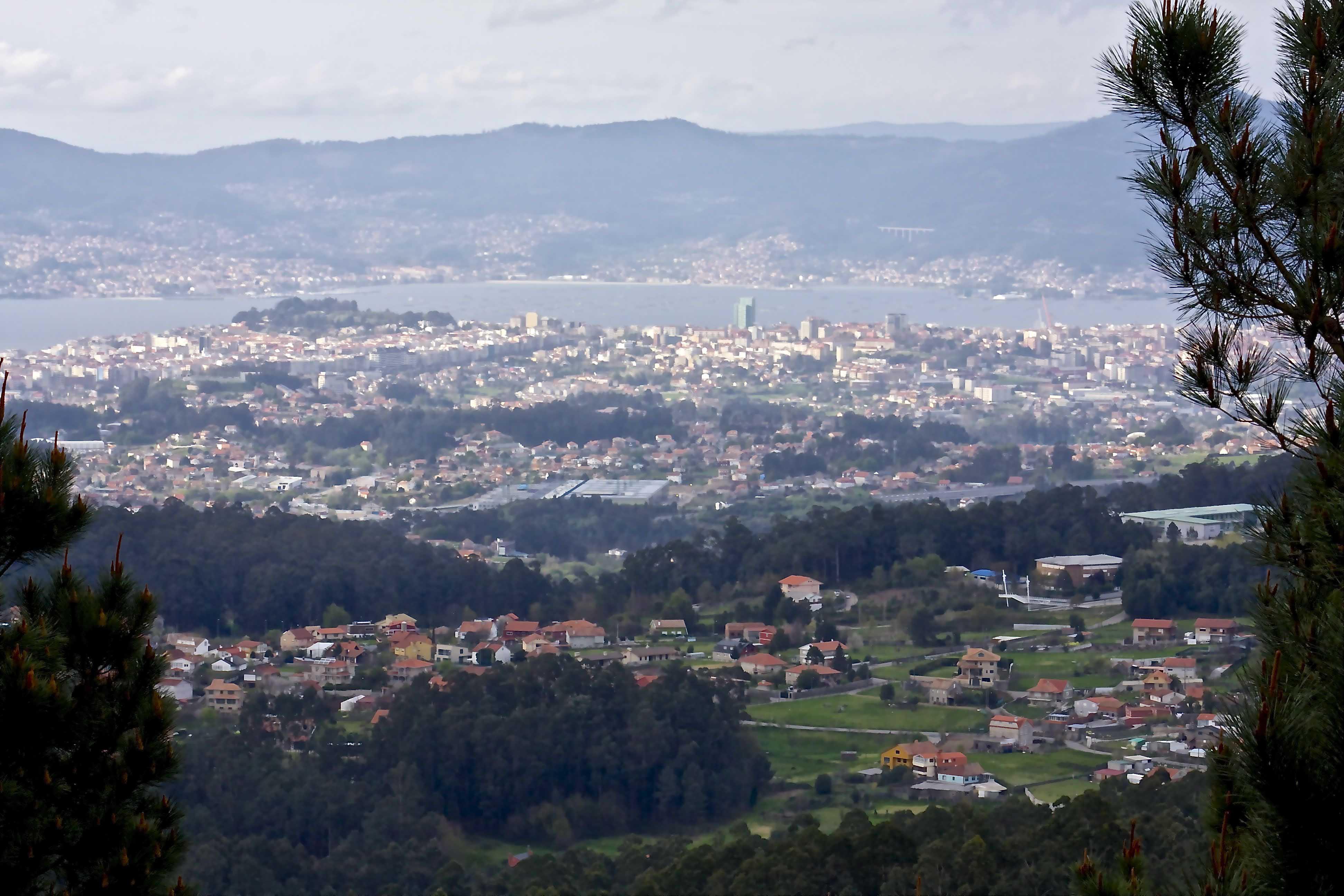 Vigo, Northwest Spain, Galicia